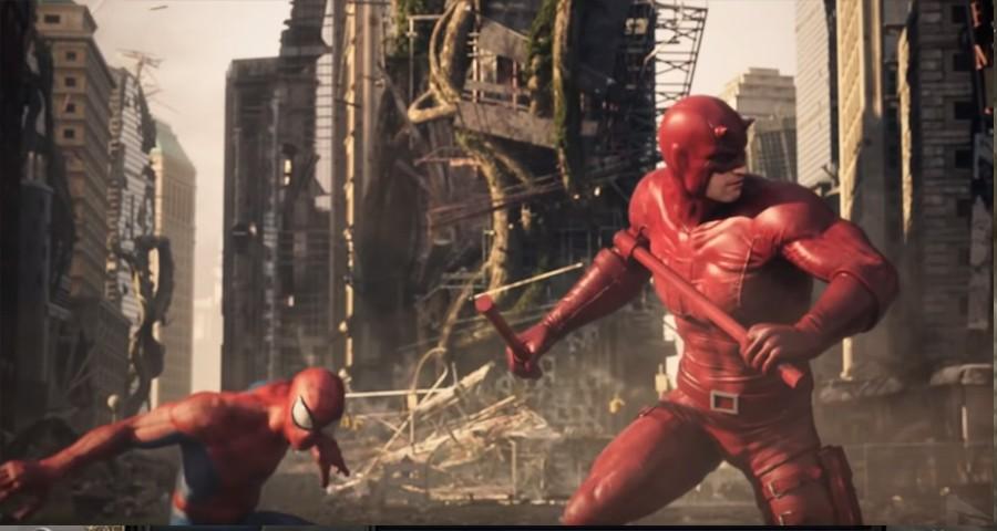 """Игра """"Marvel Future Fight"""""""