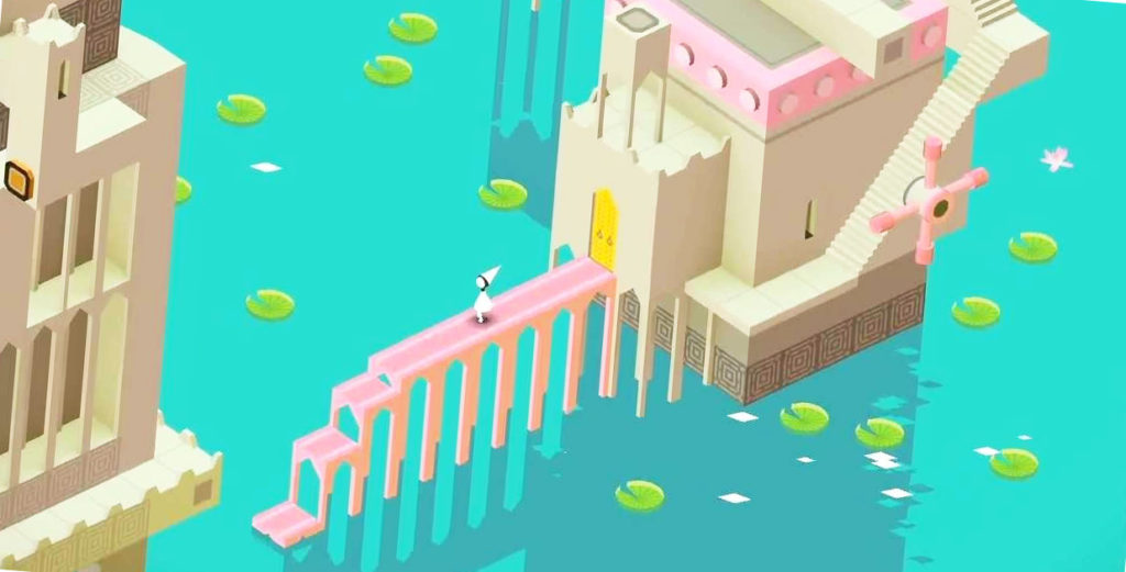 MONUMENT VALLEY обзор игры