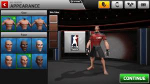 MMA Arena Обзор игры