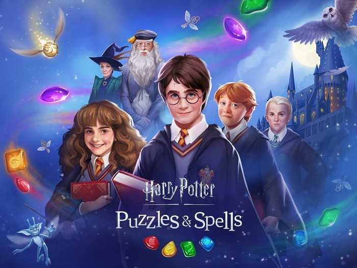 Zynga заявила о релизе головоломки-пазла по мотивам книг о Гарри Поттере