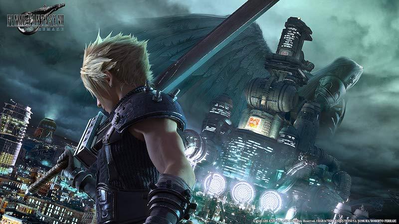 Final Fantasy 7 Remake релиз на PS4 отложен до 10 апреля 2020