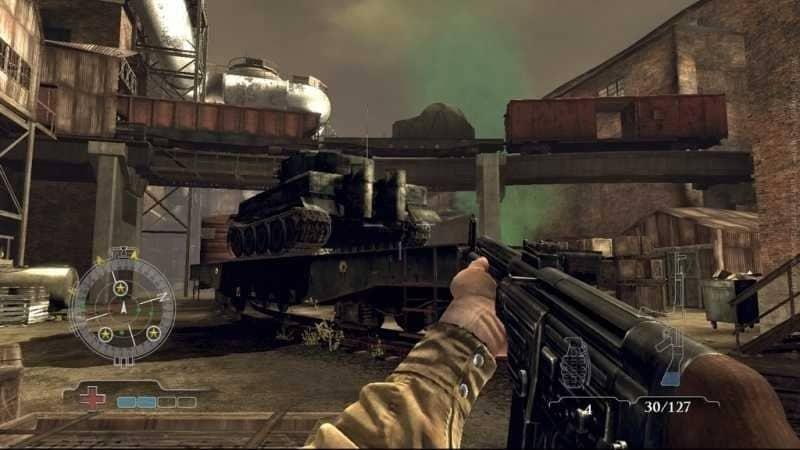 Medal of Honor: Воздушный десант - мобильная игра